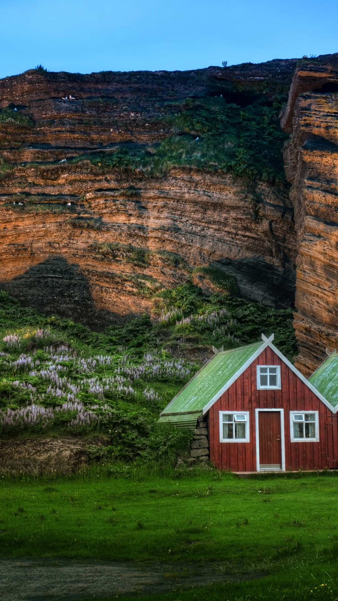 Iceland hd wallpaper for mobile