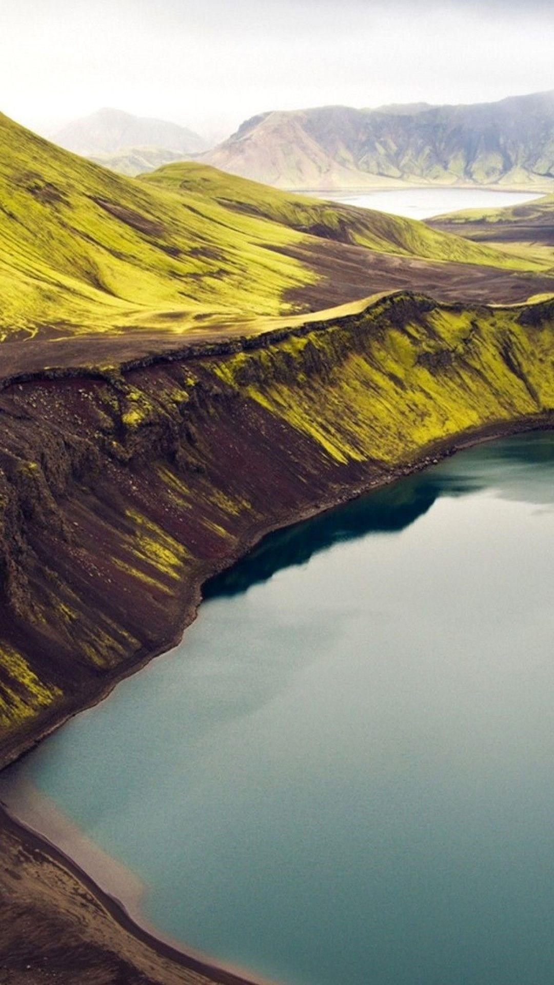 Iceland screensaver wallpaper