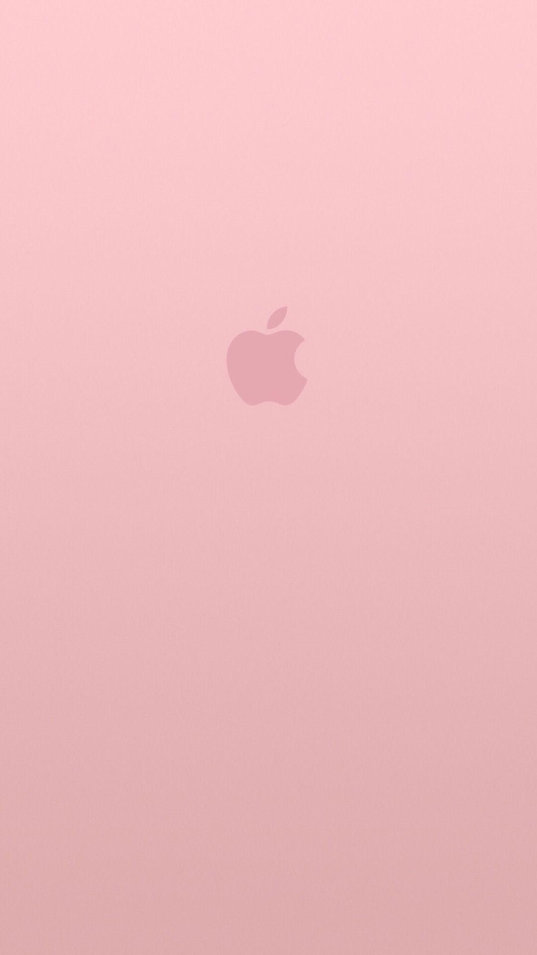 Light Pink iphone 8 plus wallpaper