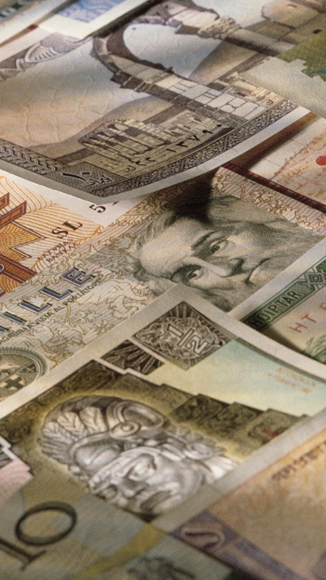 Money iphone 8 wallpaper