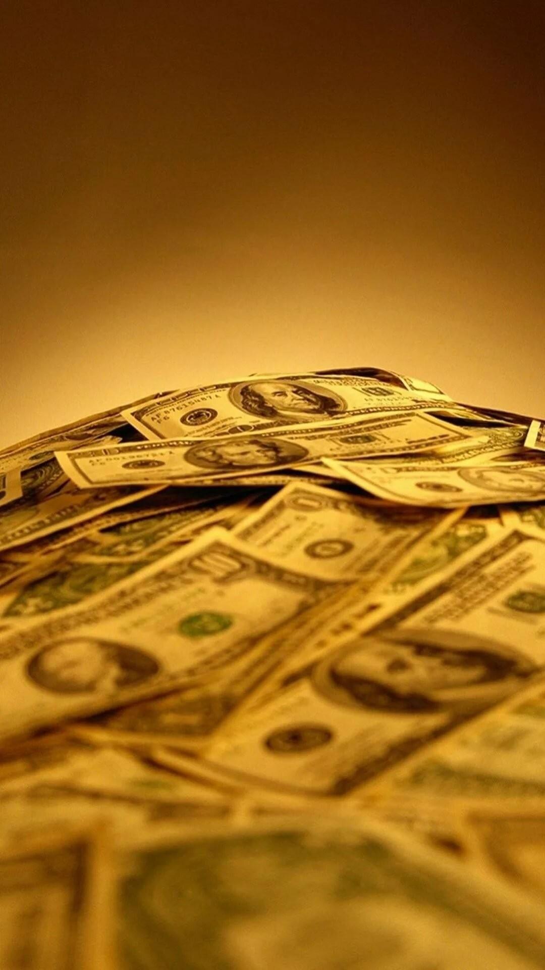 Money ios wallpaper