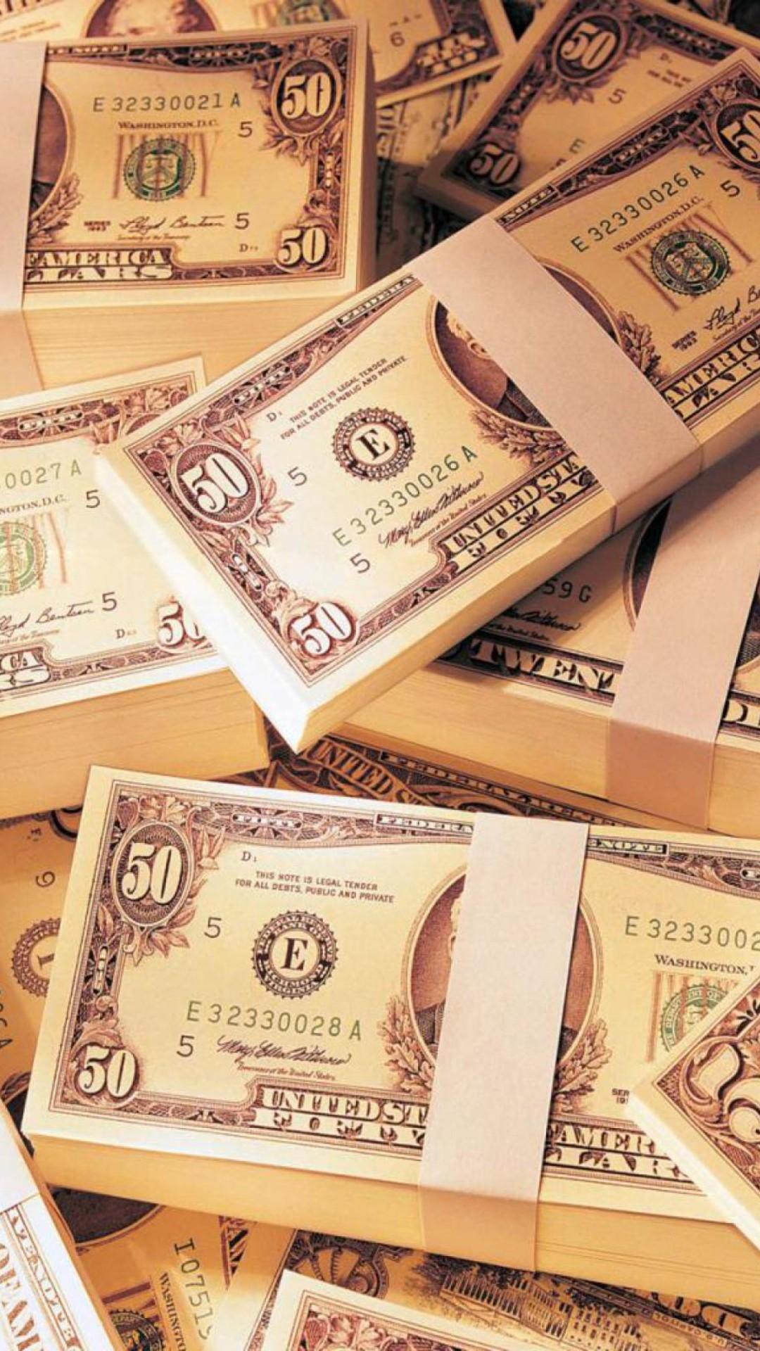Money iphone 5 wallpaper