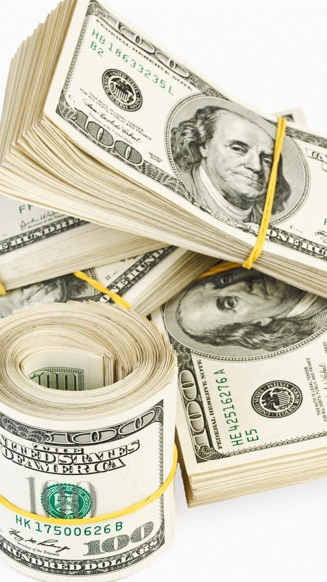 Money iphone wallpaper