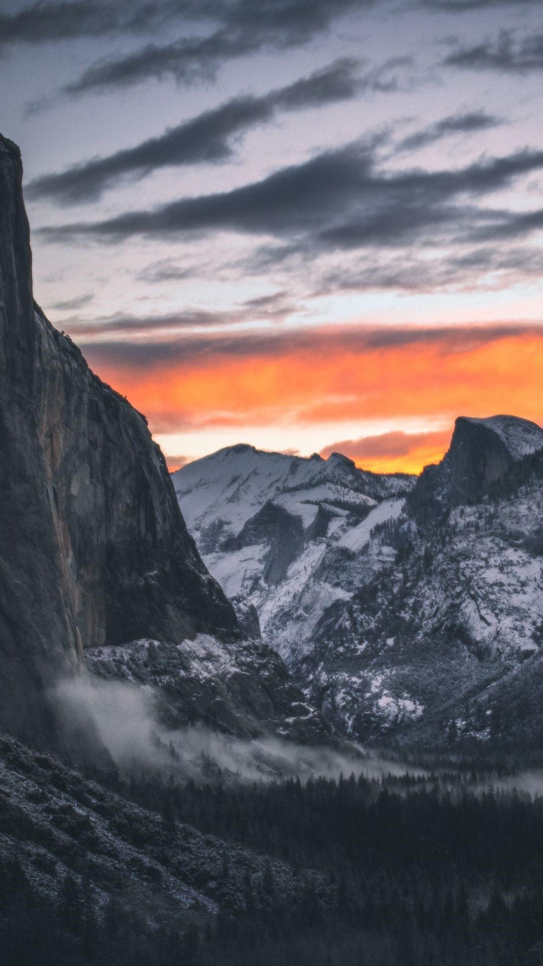Mountain iphone 6s plus wallpaper