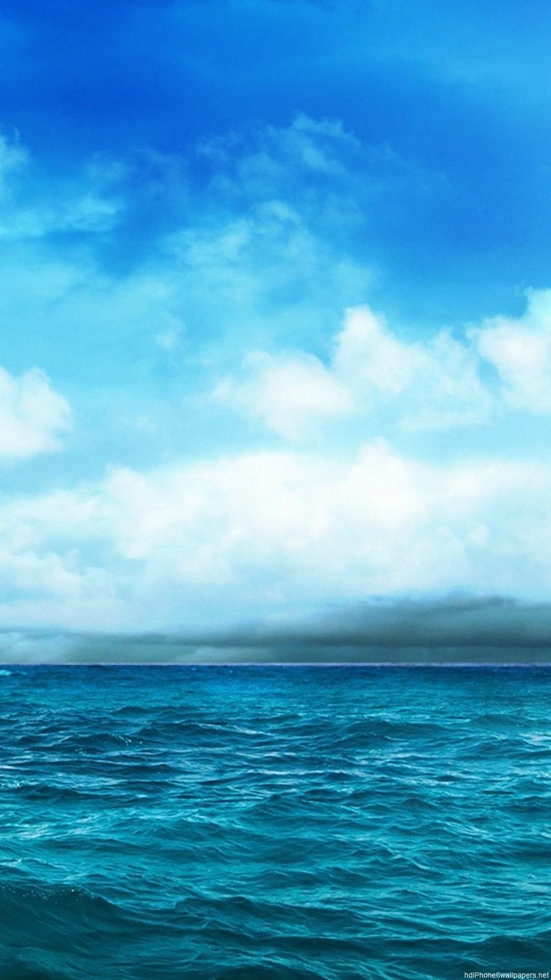 Ocean ios wallpaper