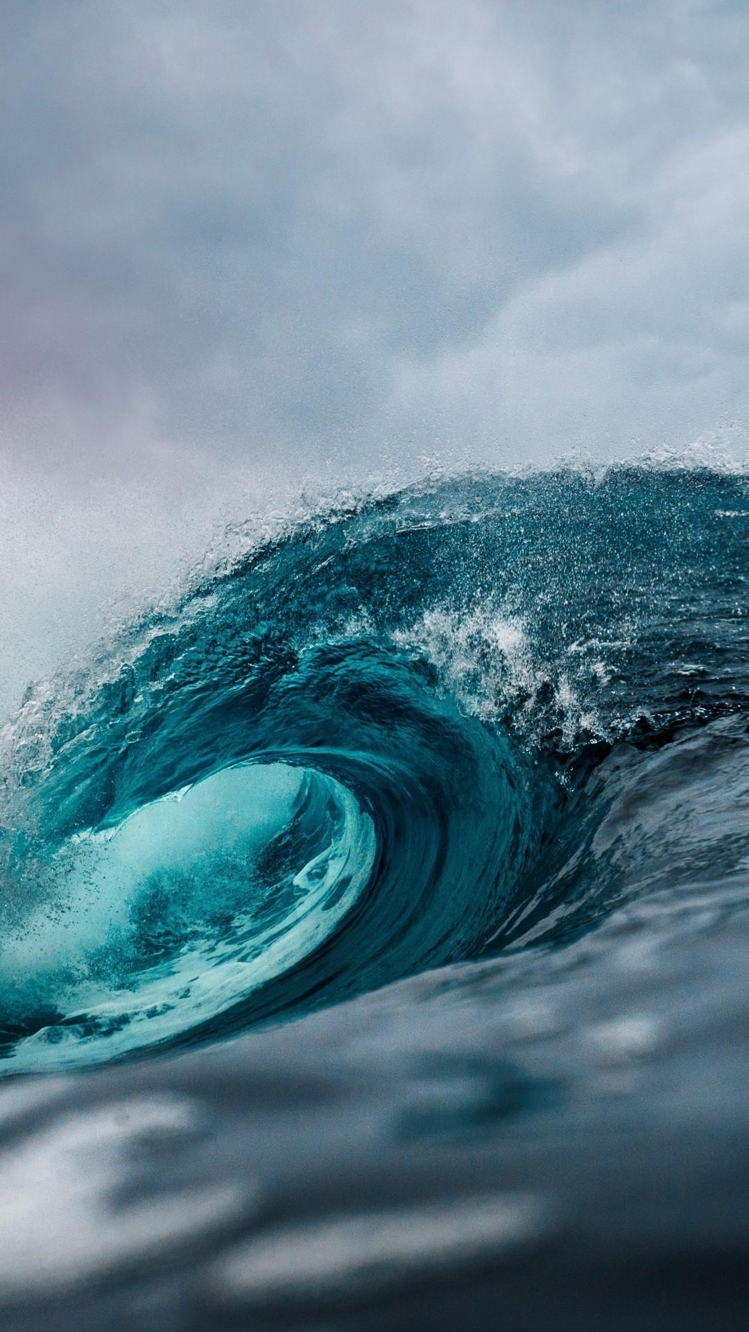 Ocean Waves iphone 7 wallpaper
