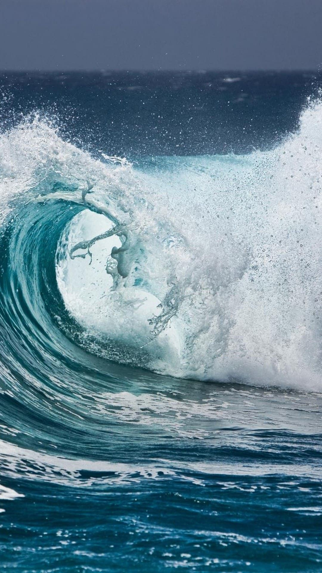 Ocean Waves phone wallpaper hd