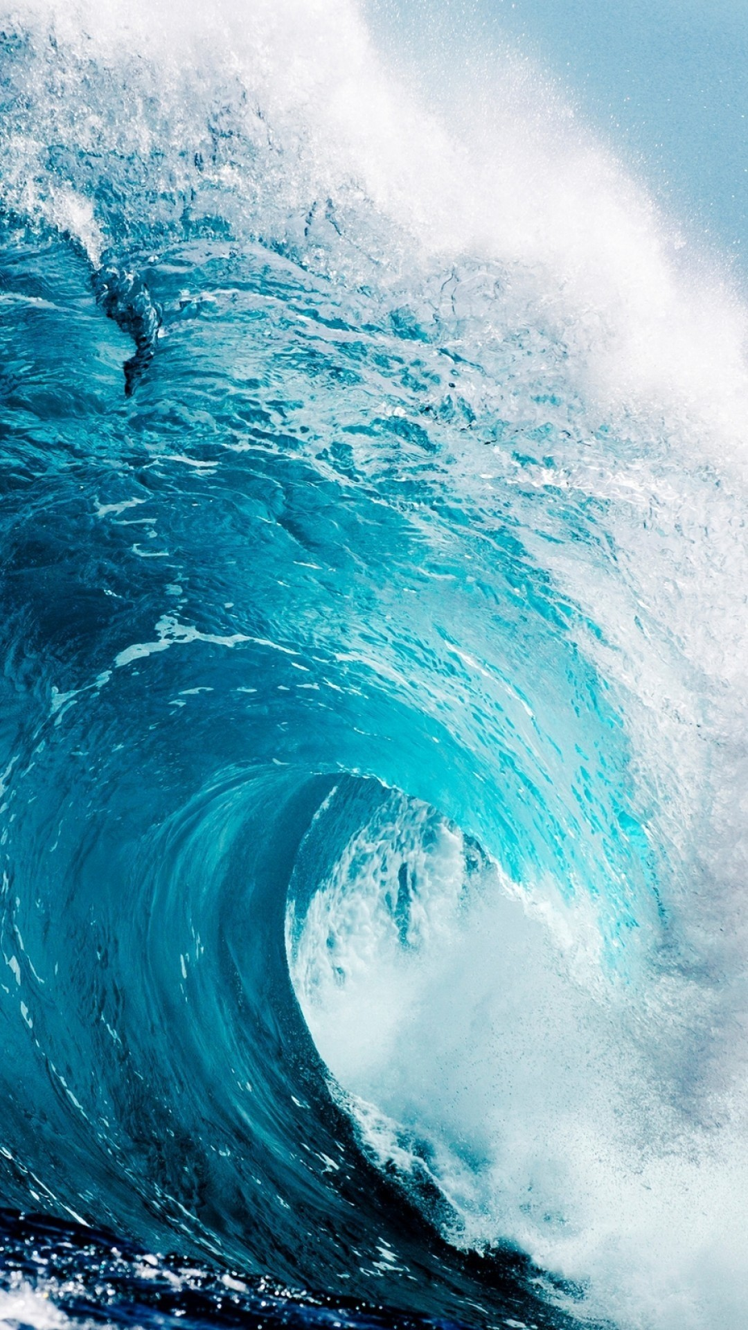 Ocean Waves wallpaper for android