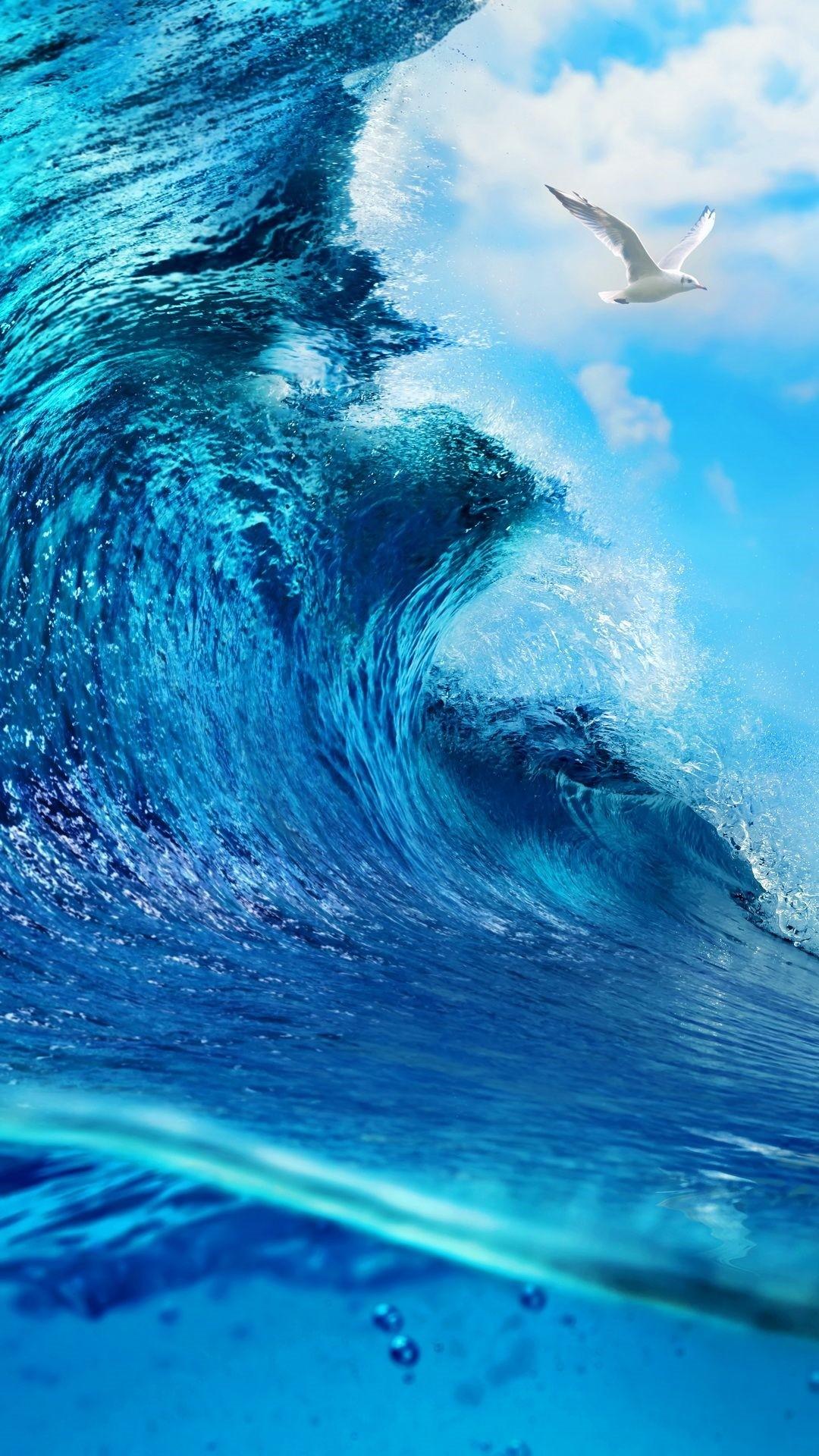 Ocean Waves iphone