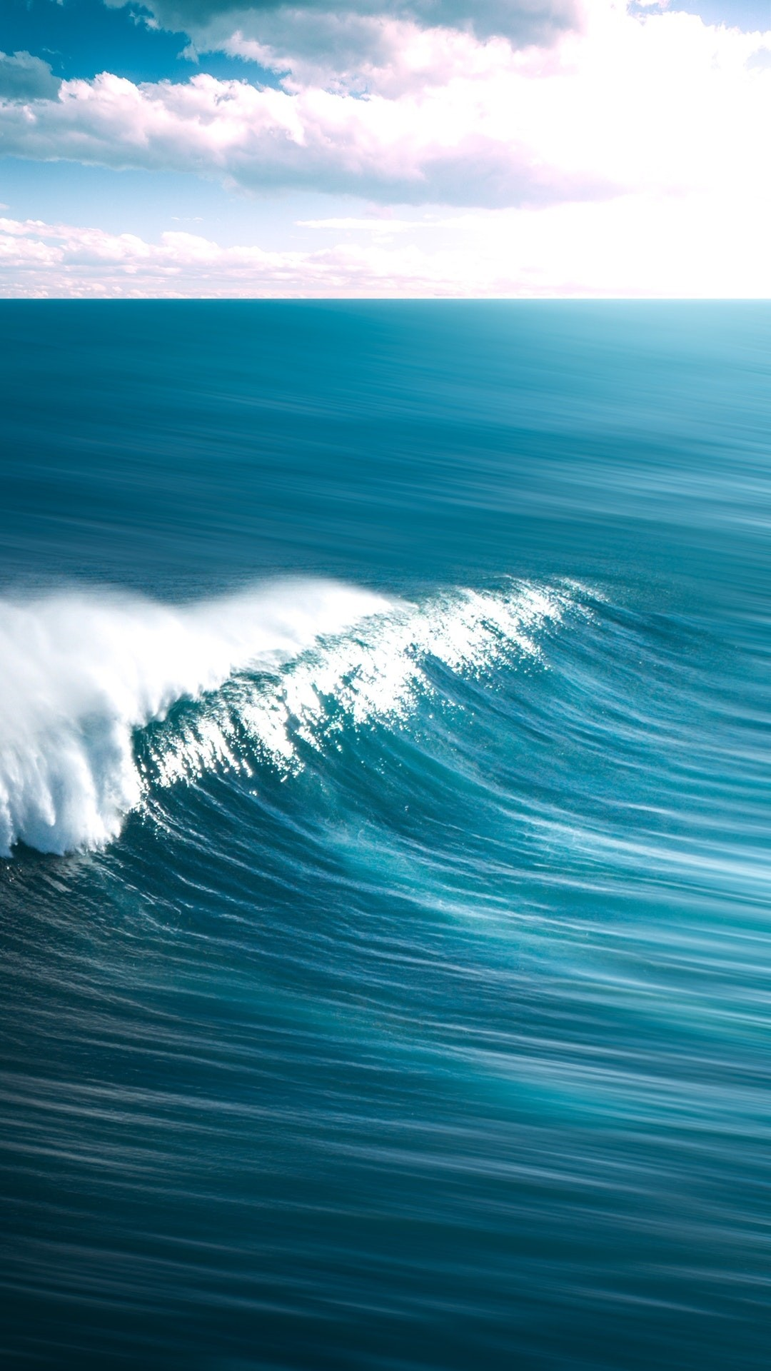 Ocean Waves free wallpaper for android