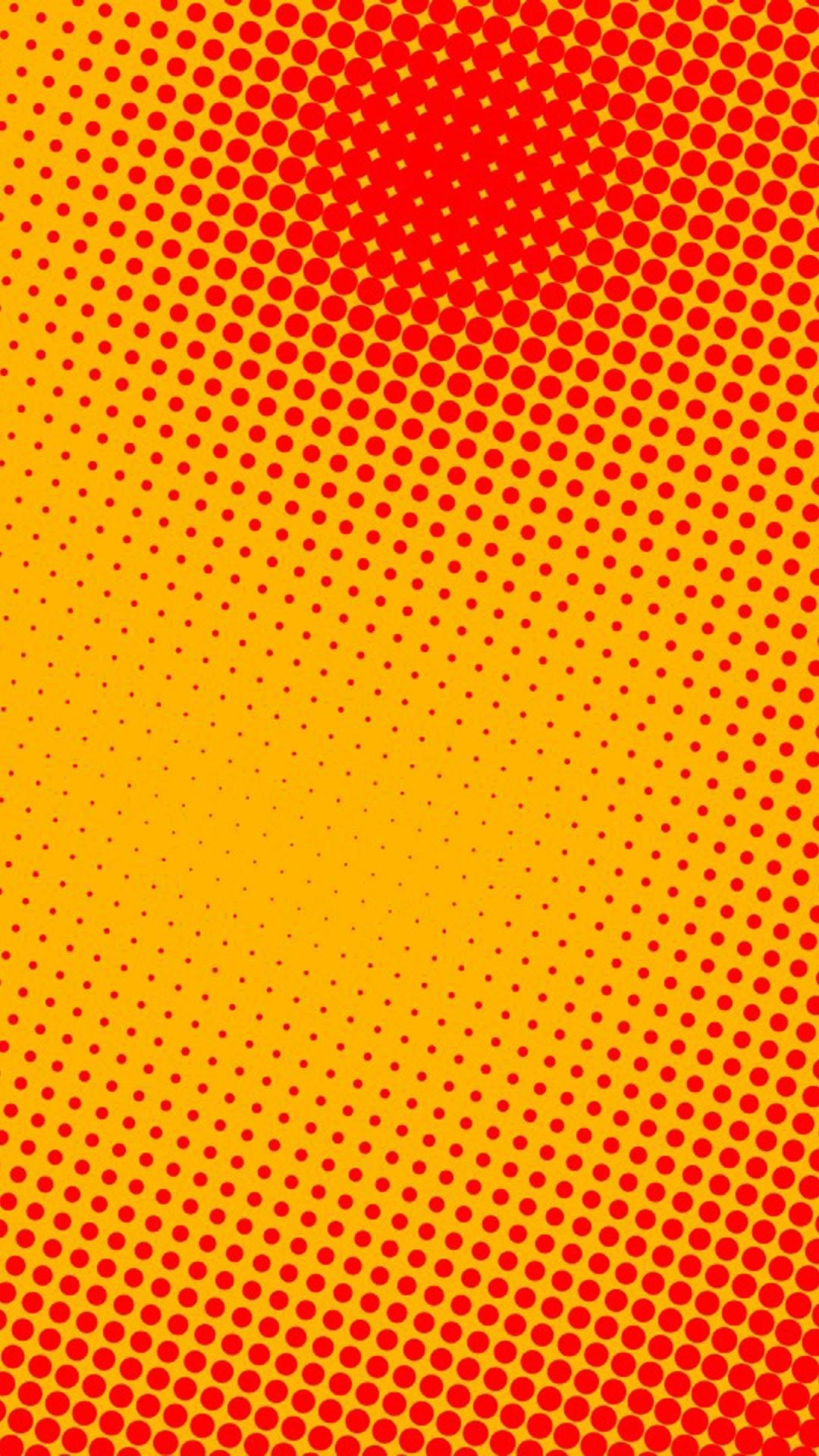 Orange hd wallpaper for mobile