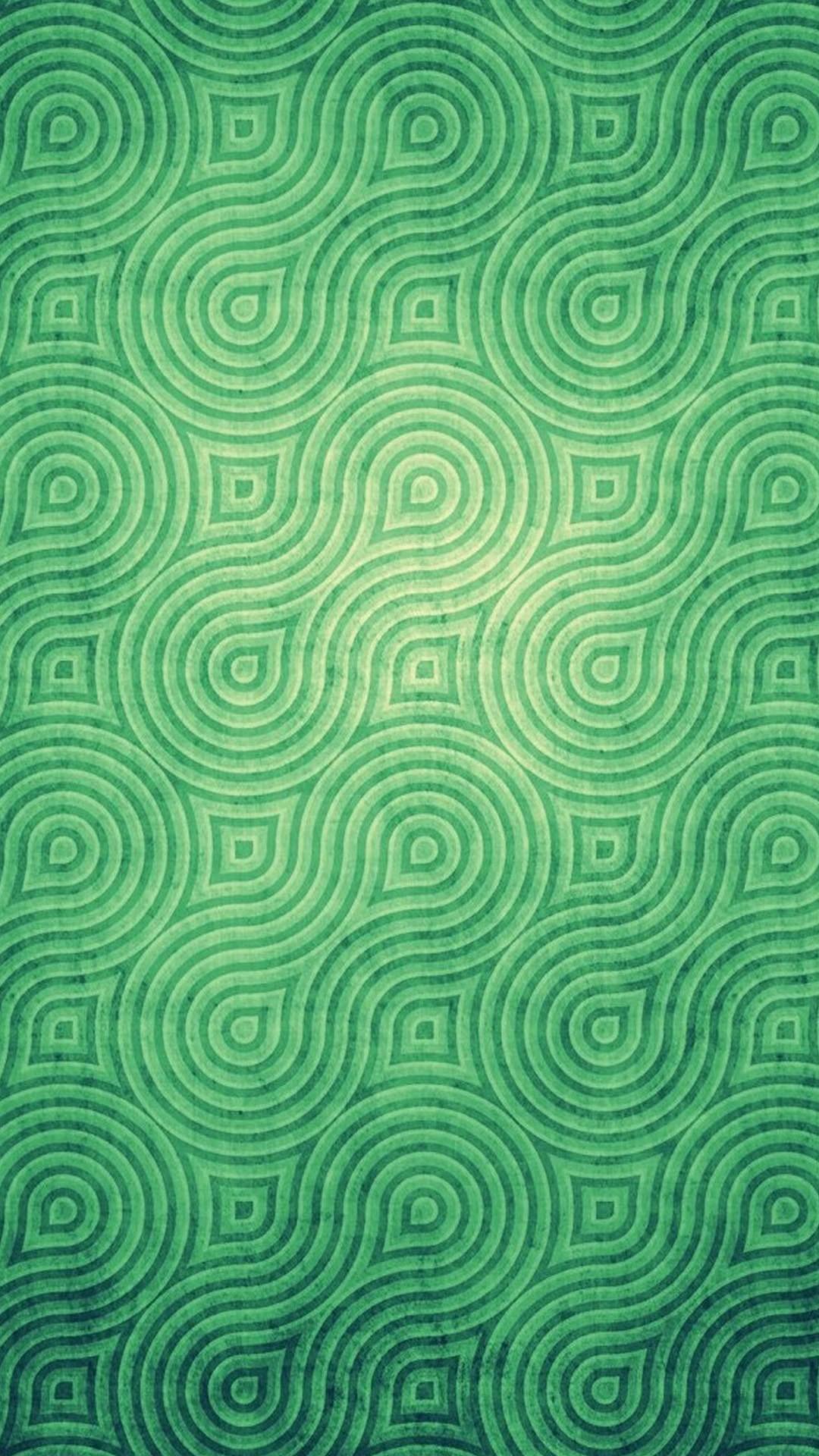 Pattern lock screen wallpaper
