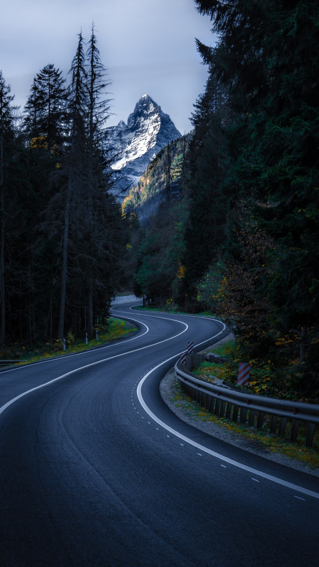 Road hd wallpaper for mobile