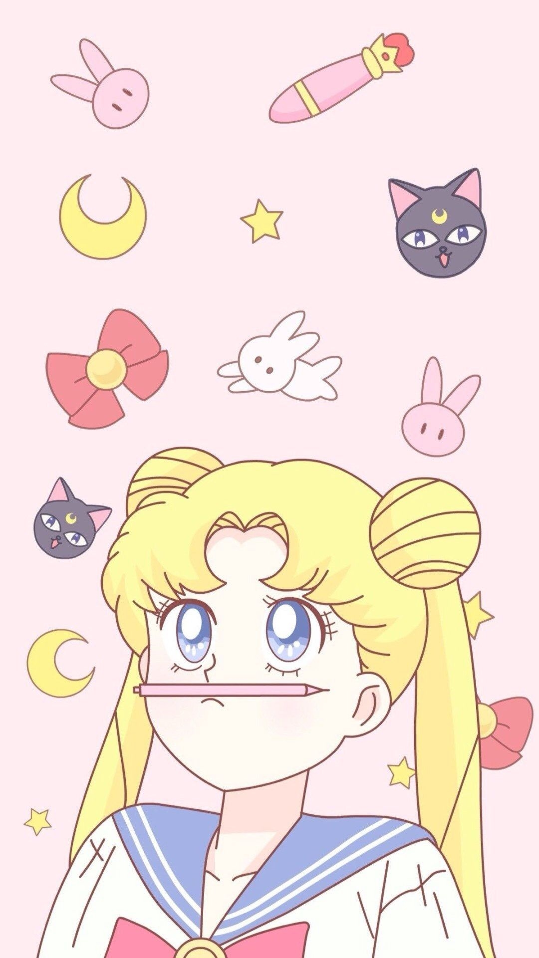 Sailor Moon screensaver wallpaper