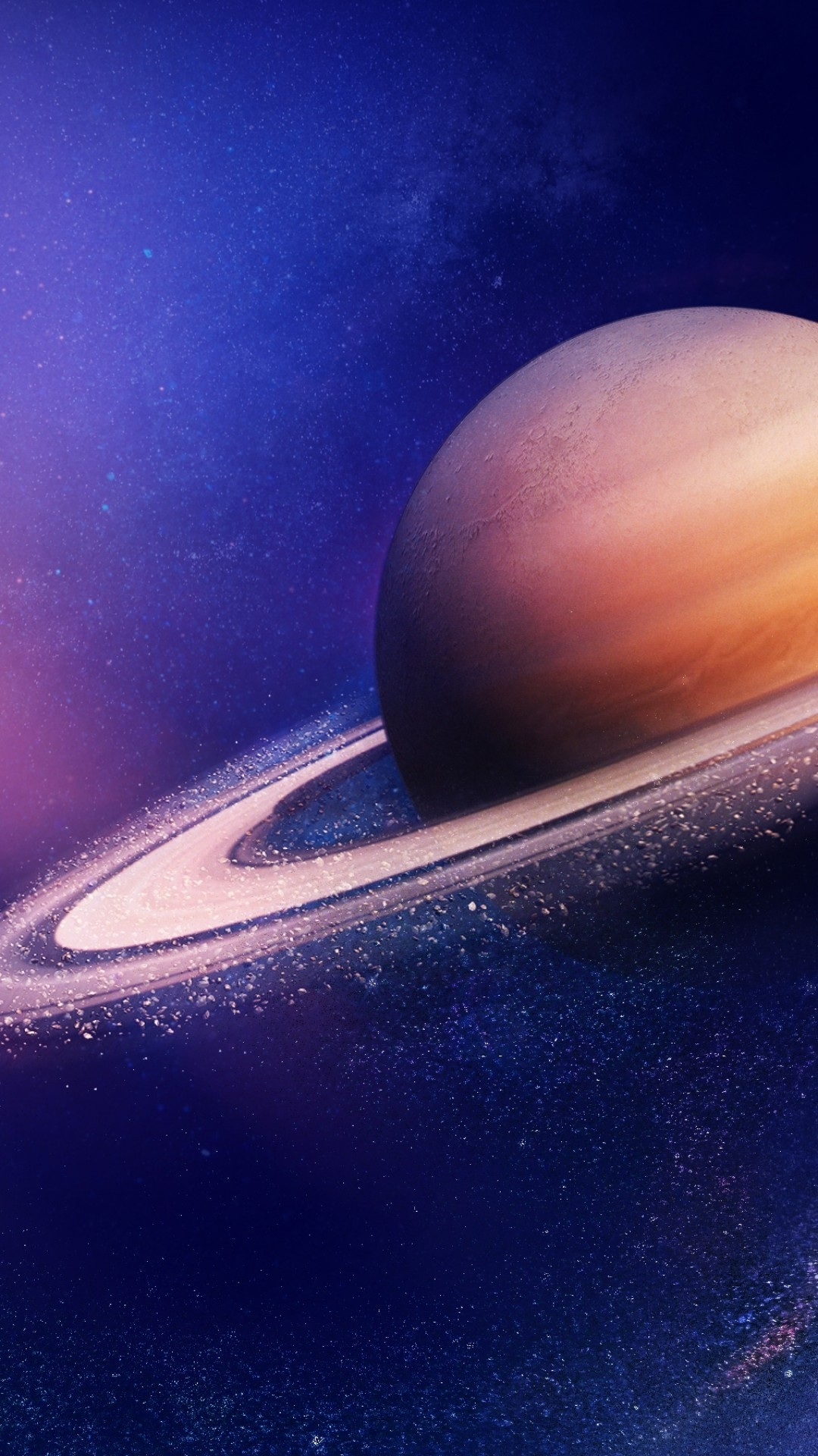 Saturn iphone wallpaper high quality