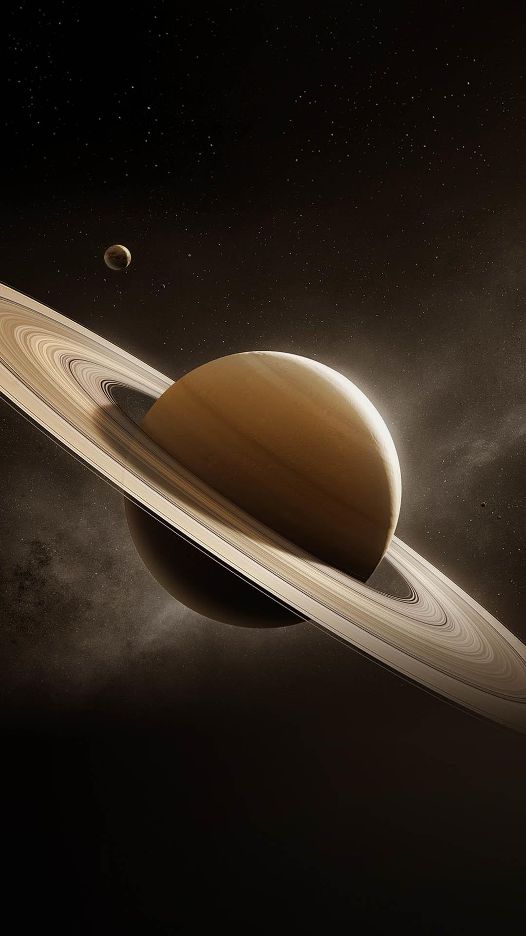 Saturn iphone 6s plus wallpaper