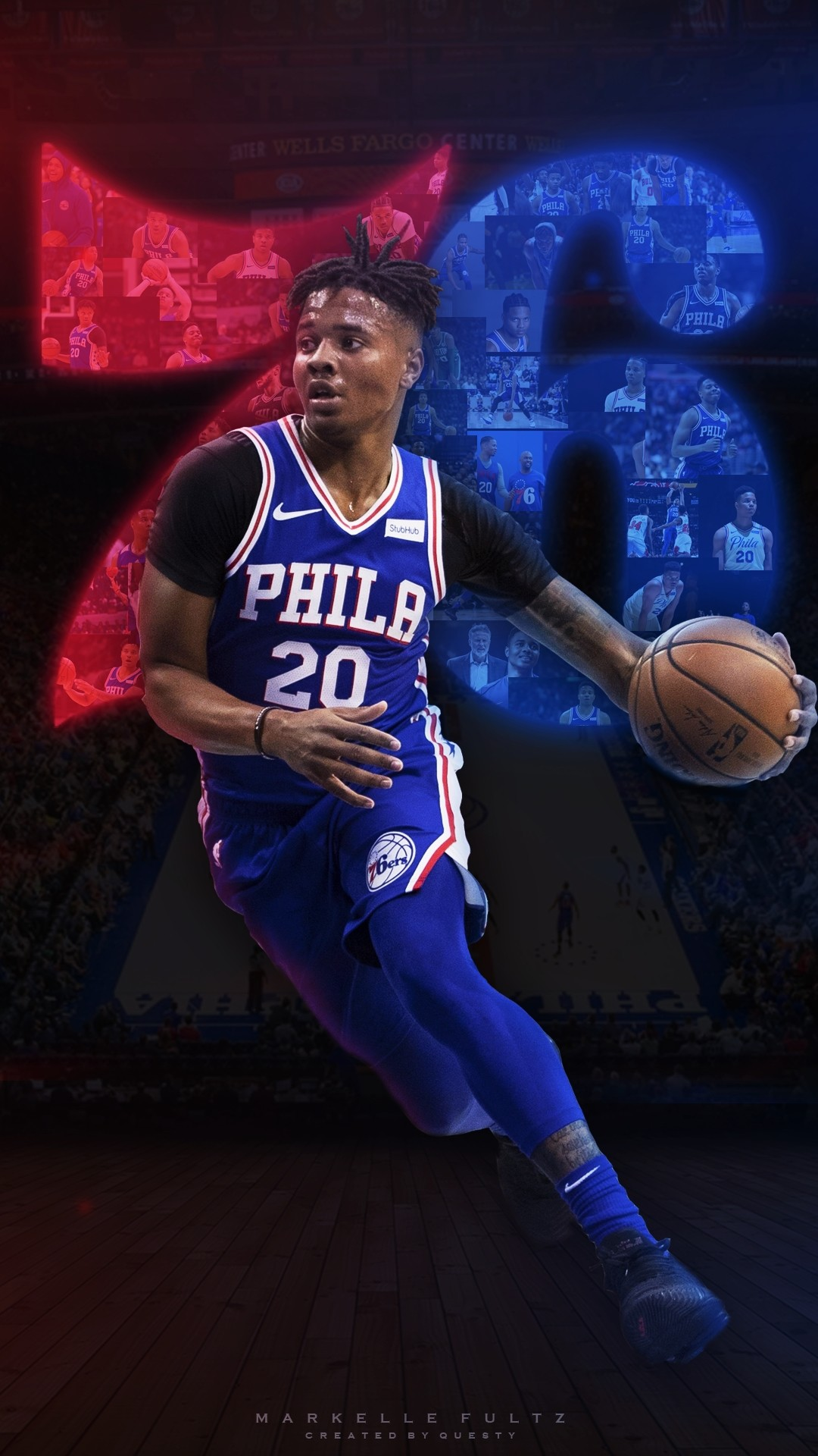 Sixers hd wallpaper for iphone
