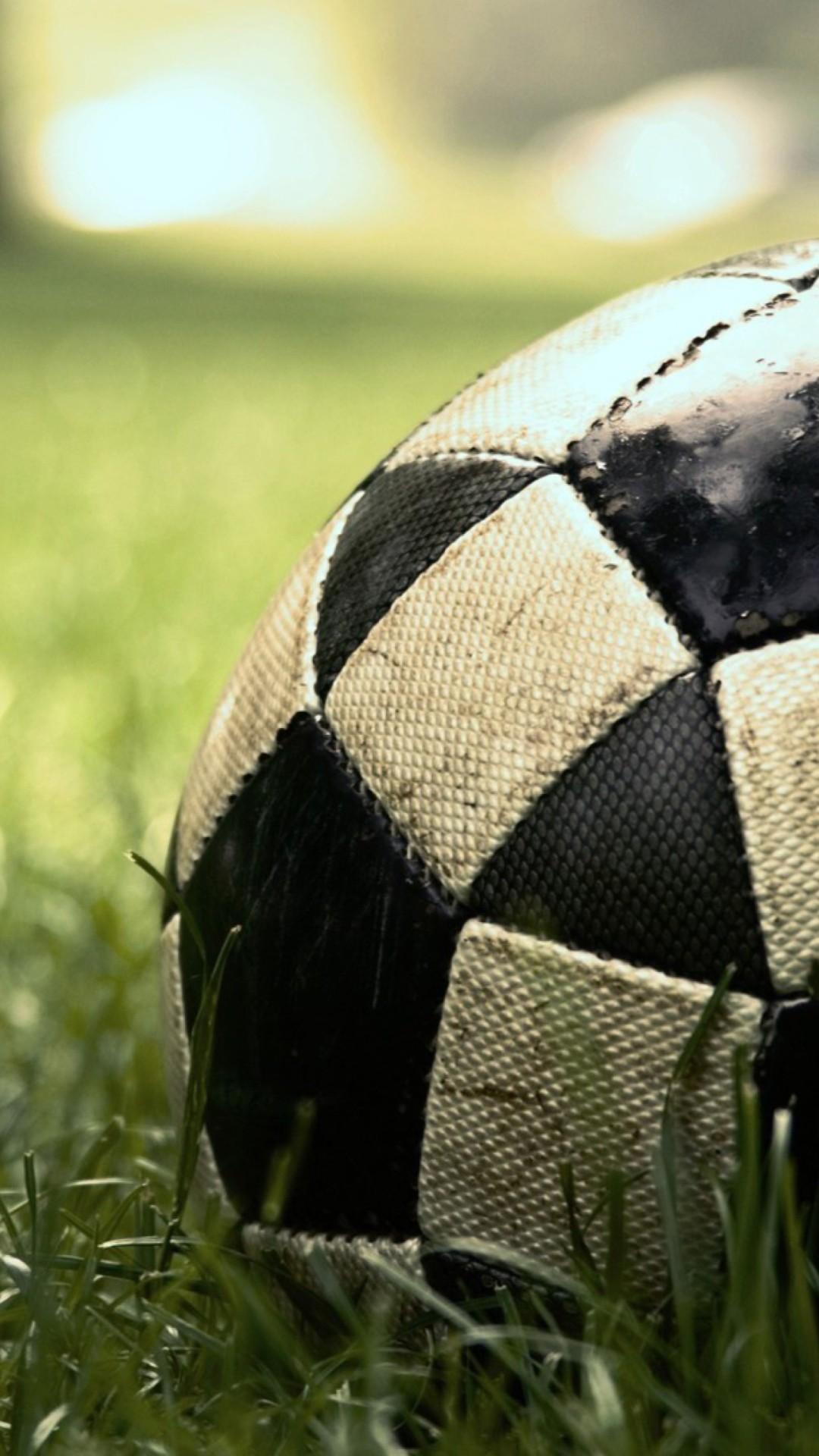 Soccer lock screen wallpaper