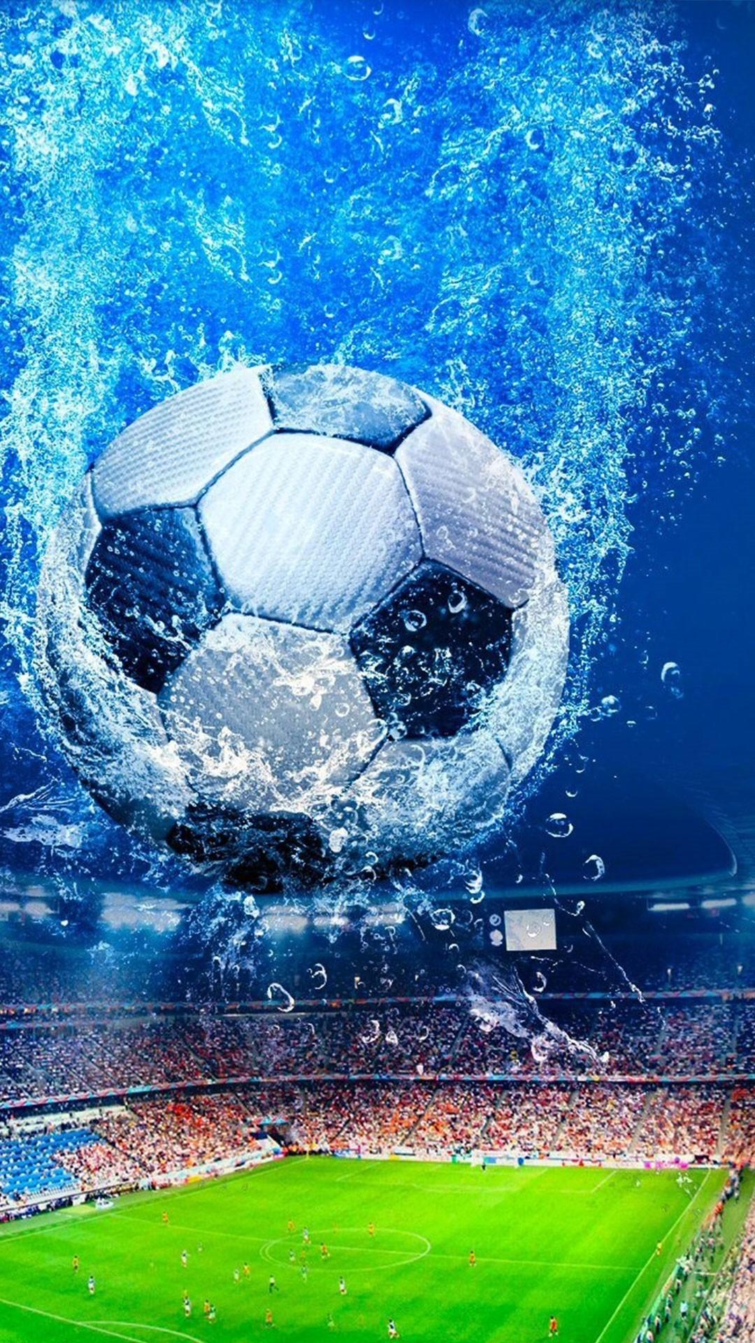 Soccer iphone 6 wallpaper