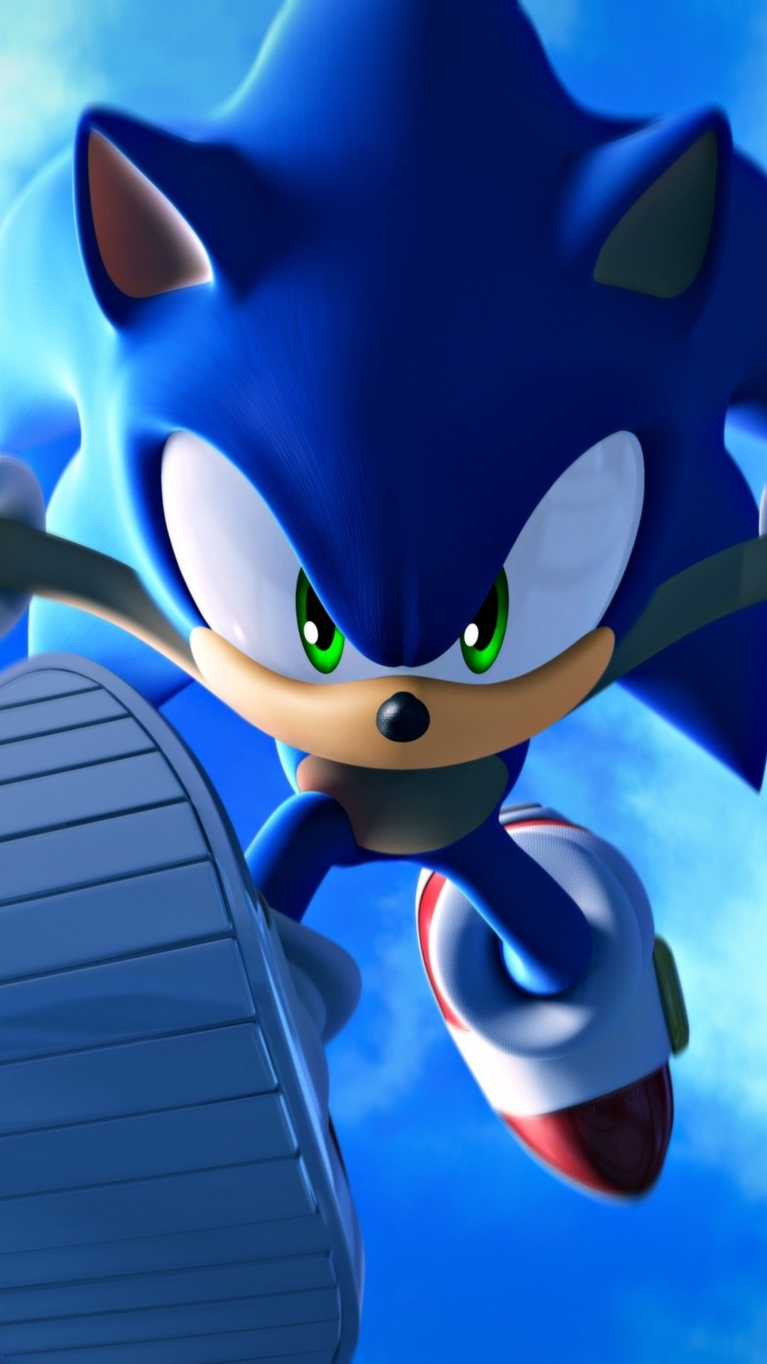 Sonic The Hedgehog free wallpaper for android