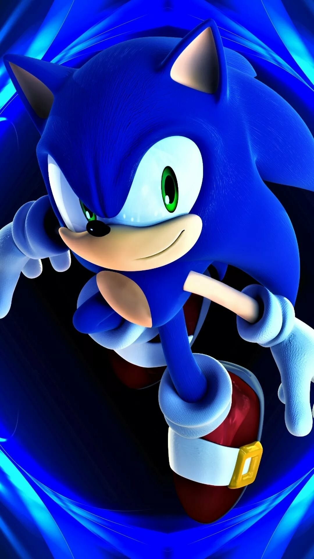 Sonic The Hedgehog iphone home screen wallpaper