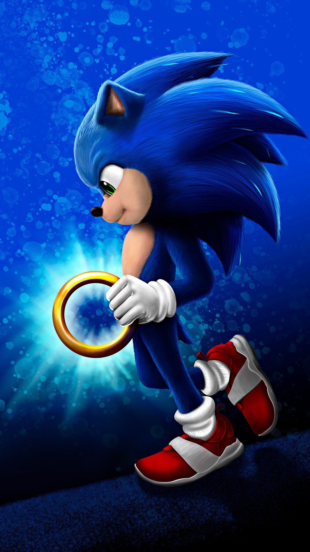 Sonic The Hedgehog iphone 8 wallpaper