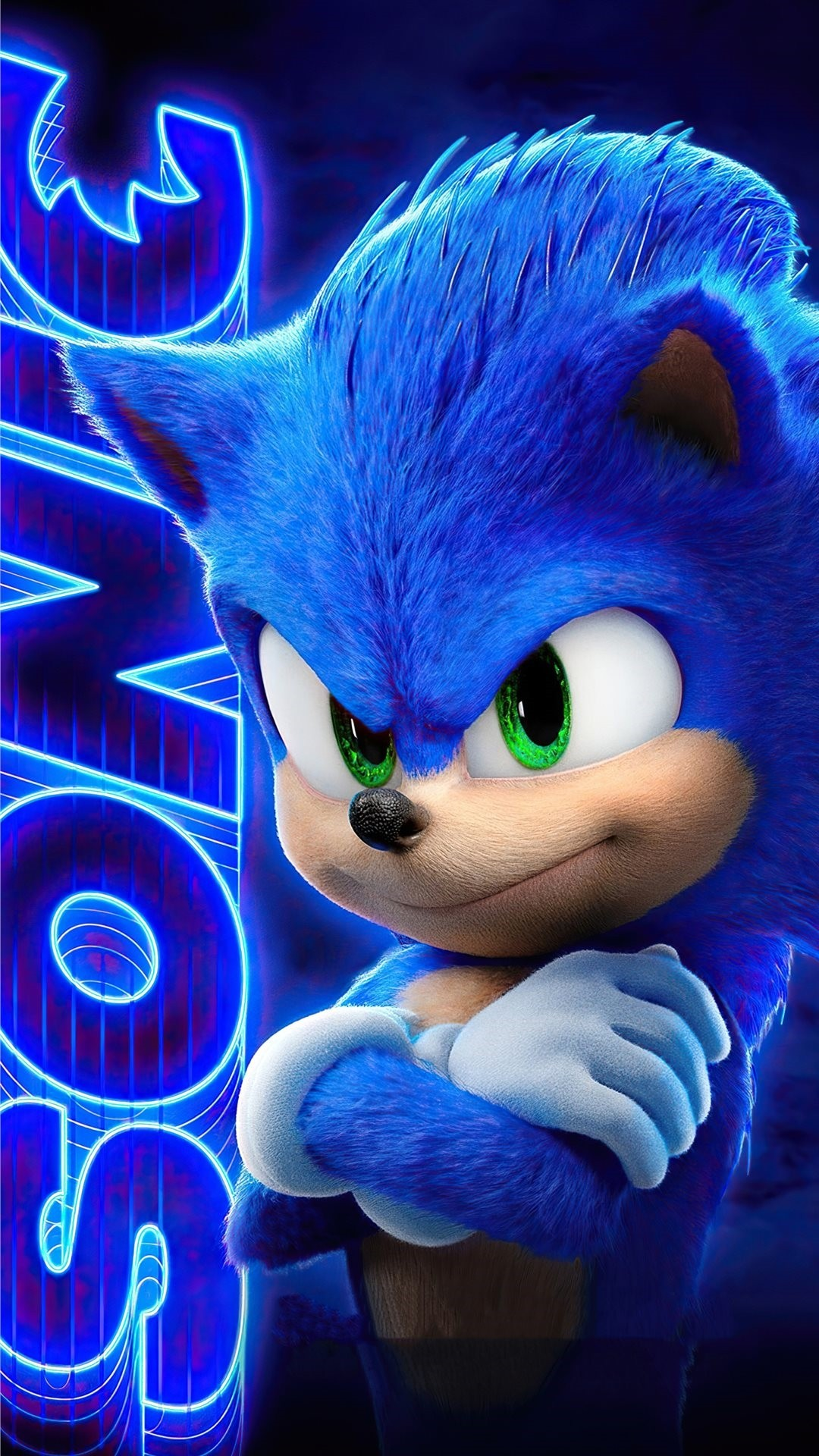Sonic The Hedgehog wallpaper for android
