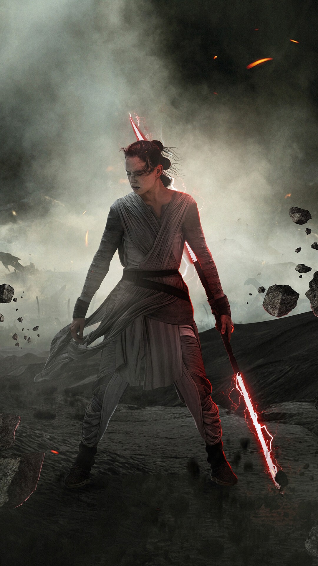 Star Wars The Rise Of Skywalker phone wallpaper hd
