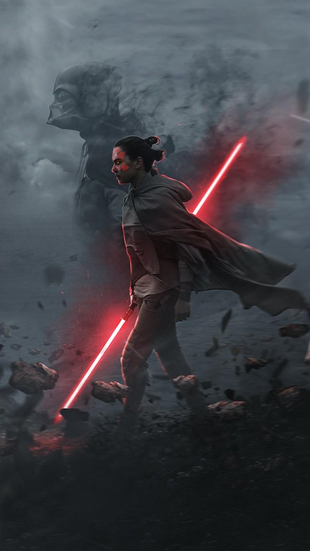 Star Wars The Rise Of Skywalker wallpaper
