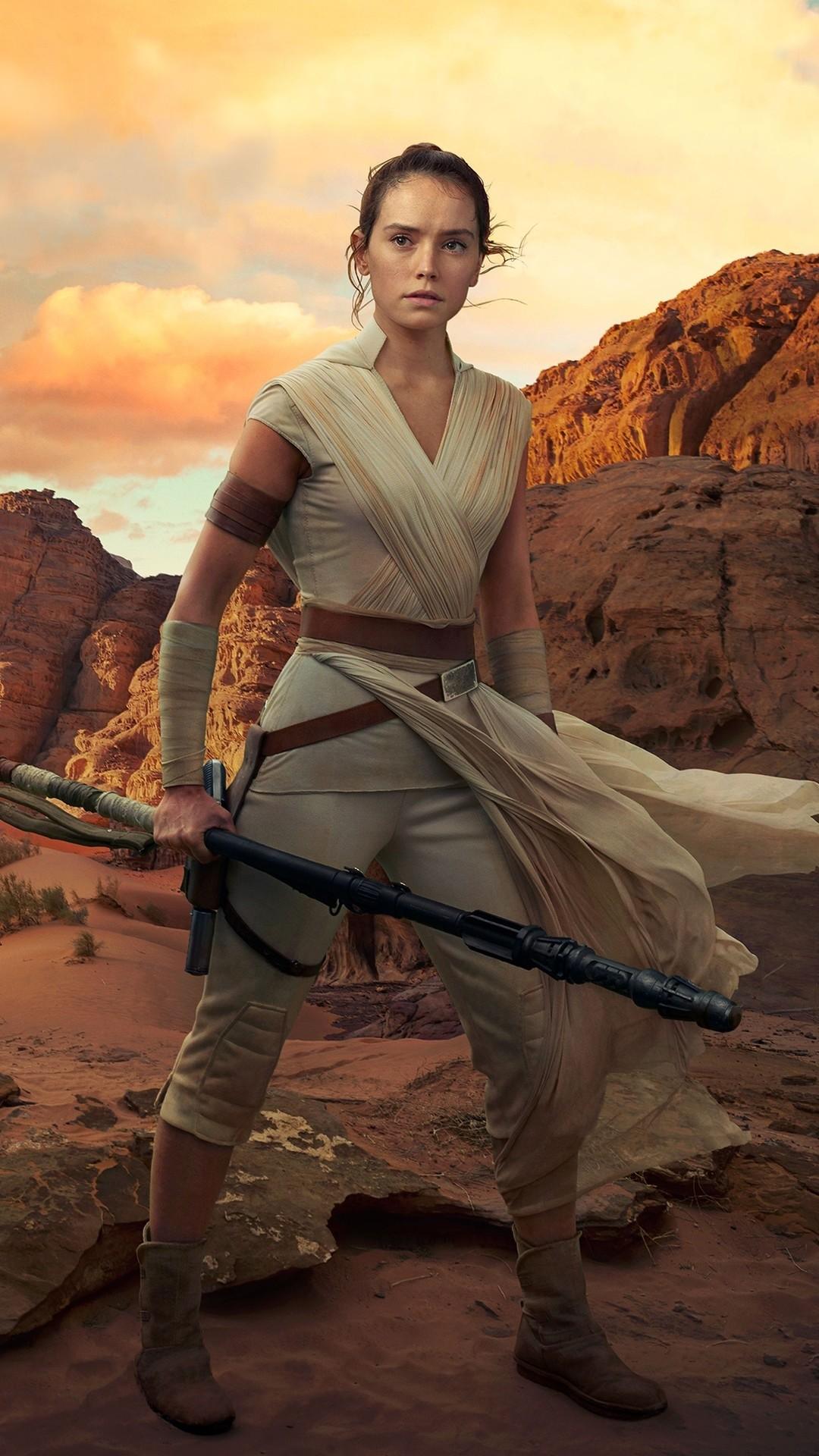 Star Wars The Rise Of Skywalker iphone home screen wallpaper