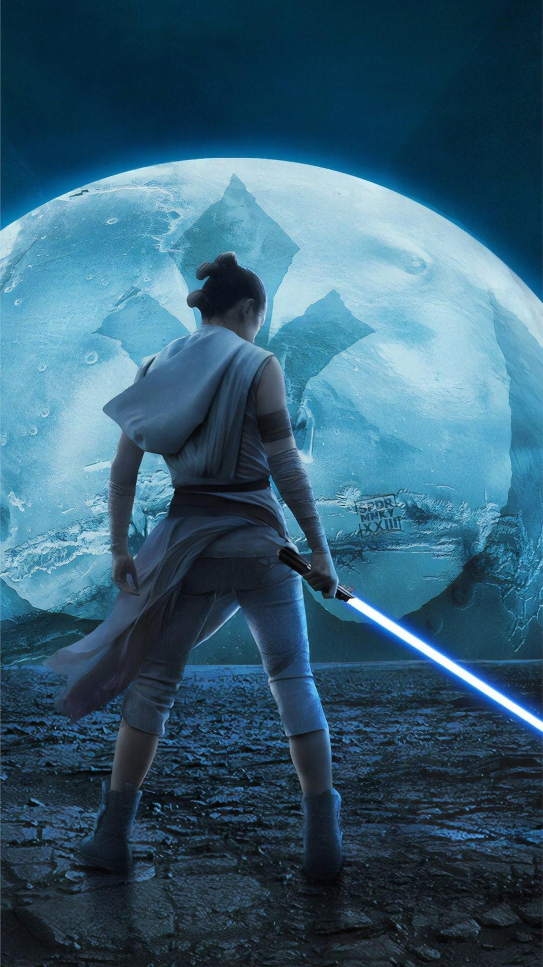 Star Wars The Rise Of Skywalker iphone 6 wallpaper