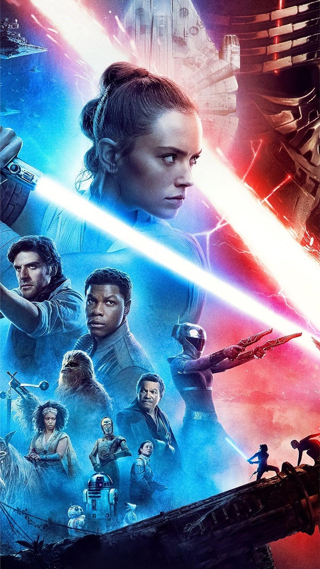Star Wars The Rise Of Skywalker iphone wallpaper