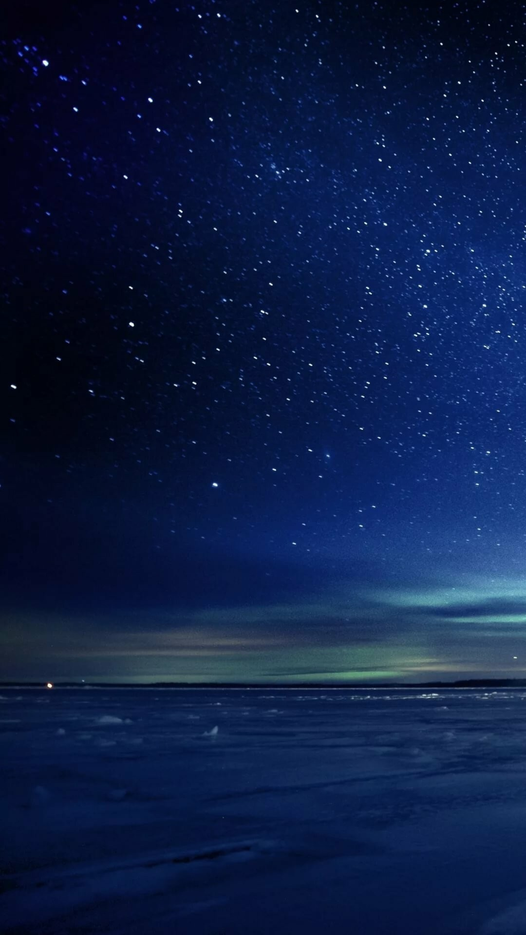 Starry Sky hd wallpaper for mobile