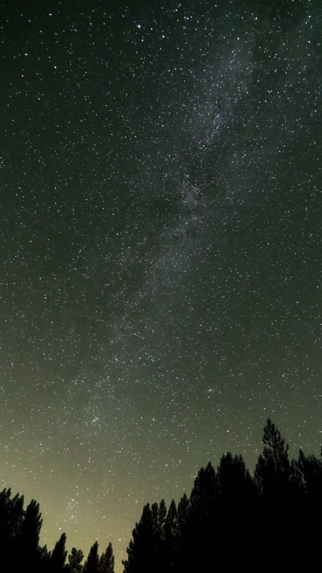 Starry Sky iphone 5s