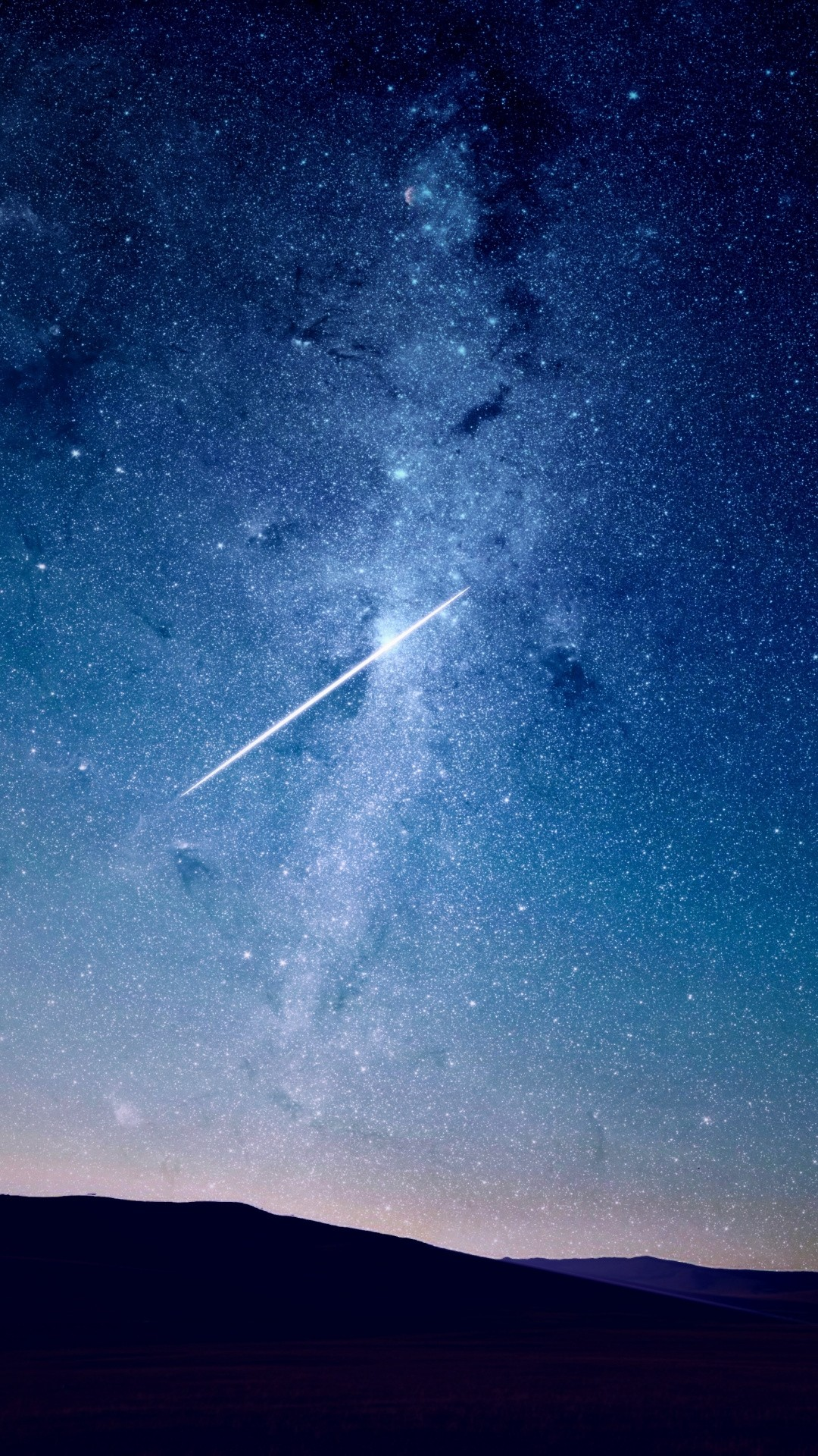 Starry Sky free wallpaper for android