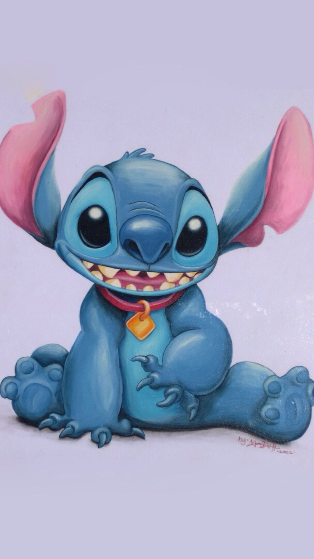 Stitch free wallpaper for android