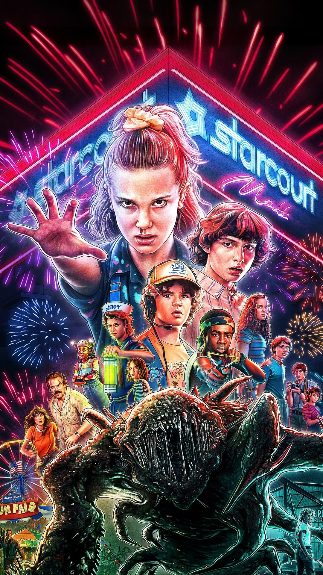 Stranger Things free wallpaper for android