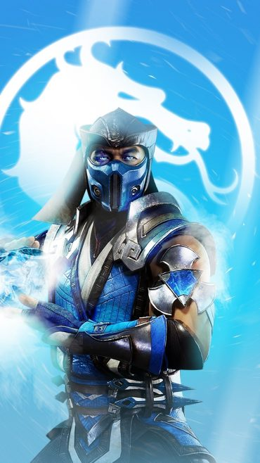 Sub Zero iphone 8 wallpaper