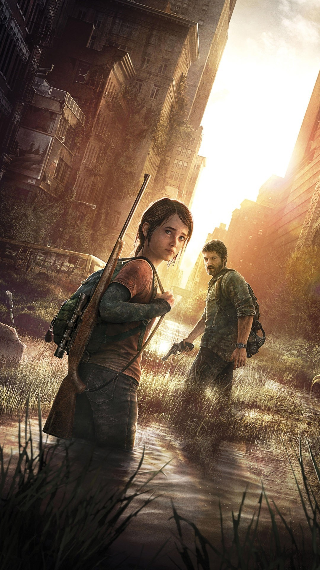 The Last Of Us ios wallpaper