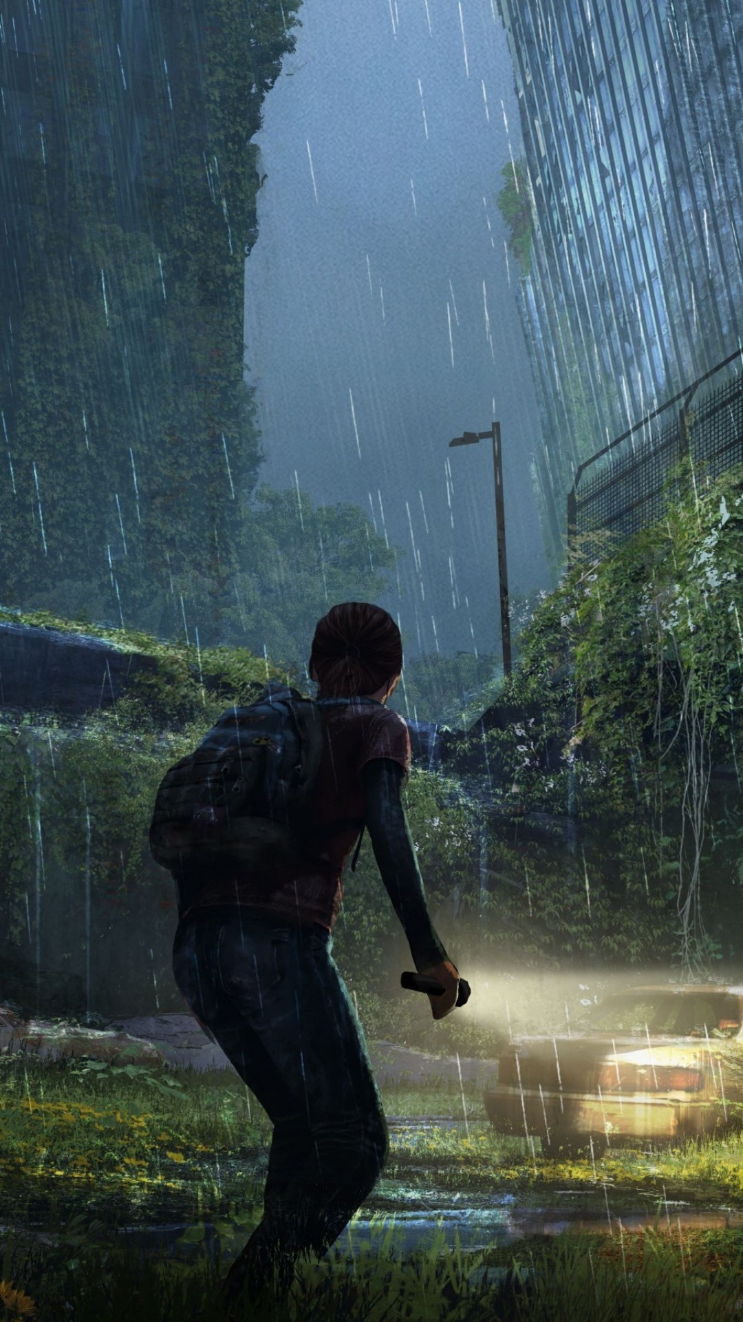 The Last Of Us iphone 5 wallpaper