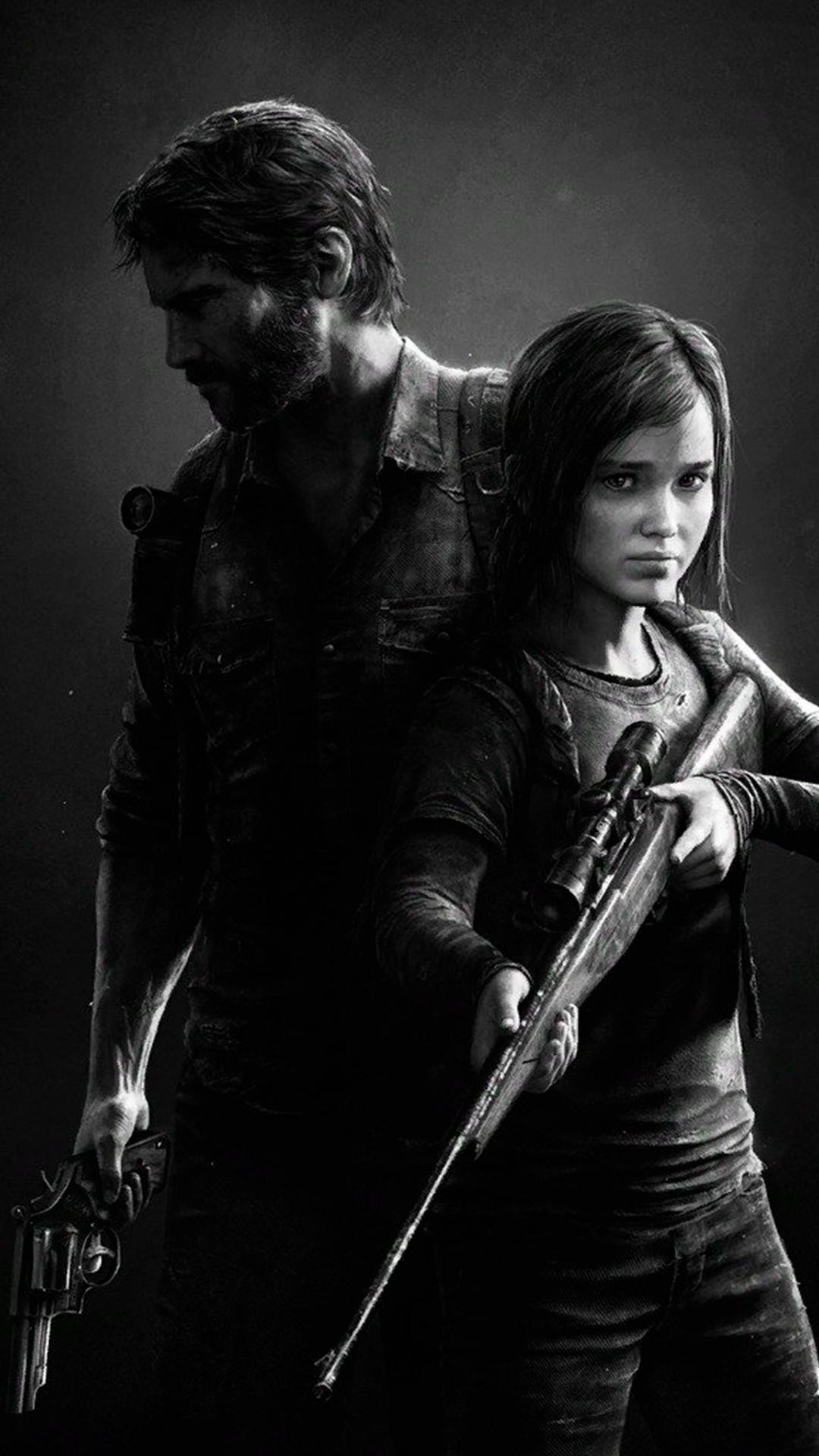The Last Of Us hd wallpaper for iphone