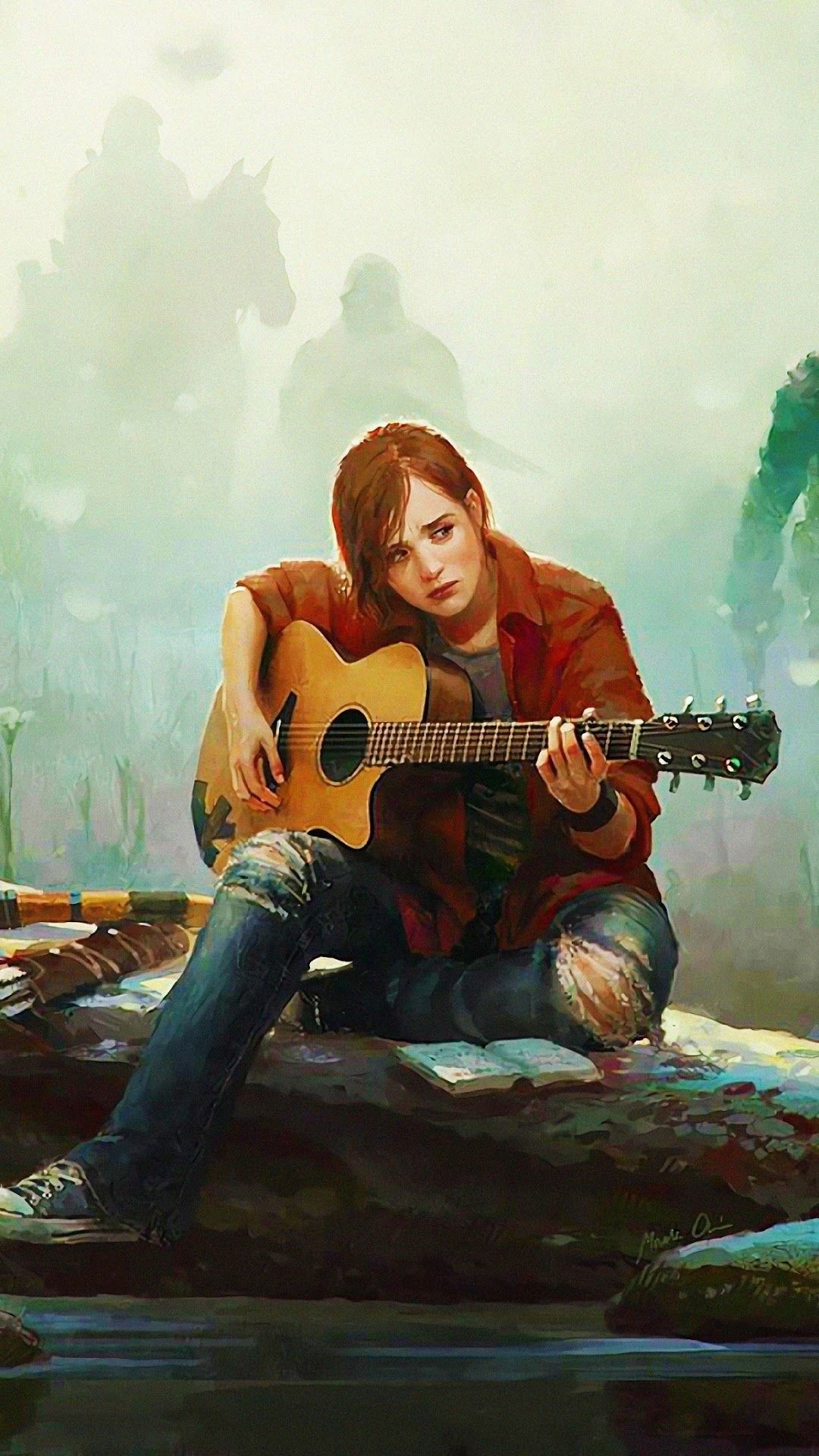 The Last Of Us iphone 8 plus wallpaper