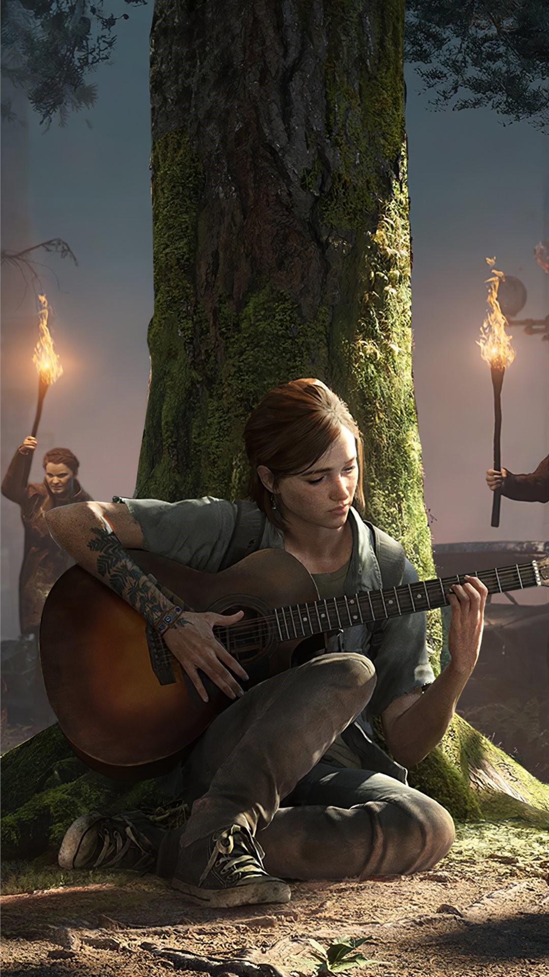The Last Of Us phone wallpaper hd