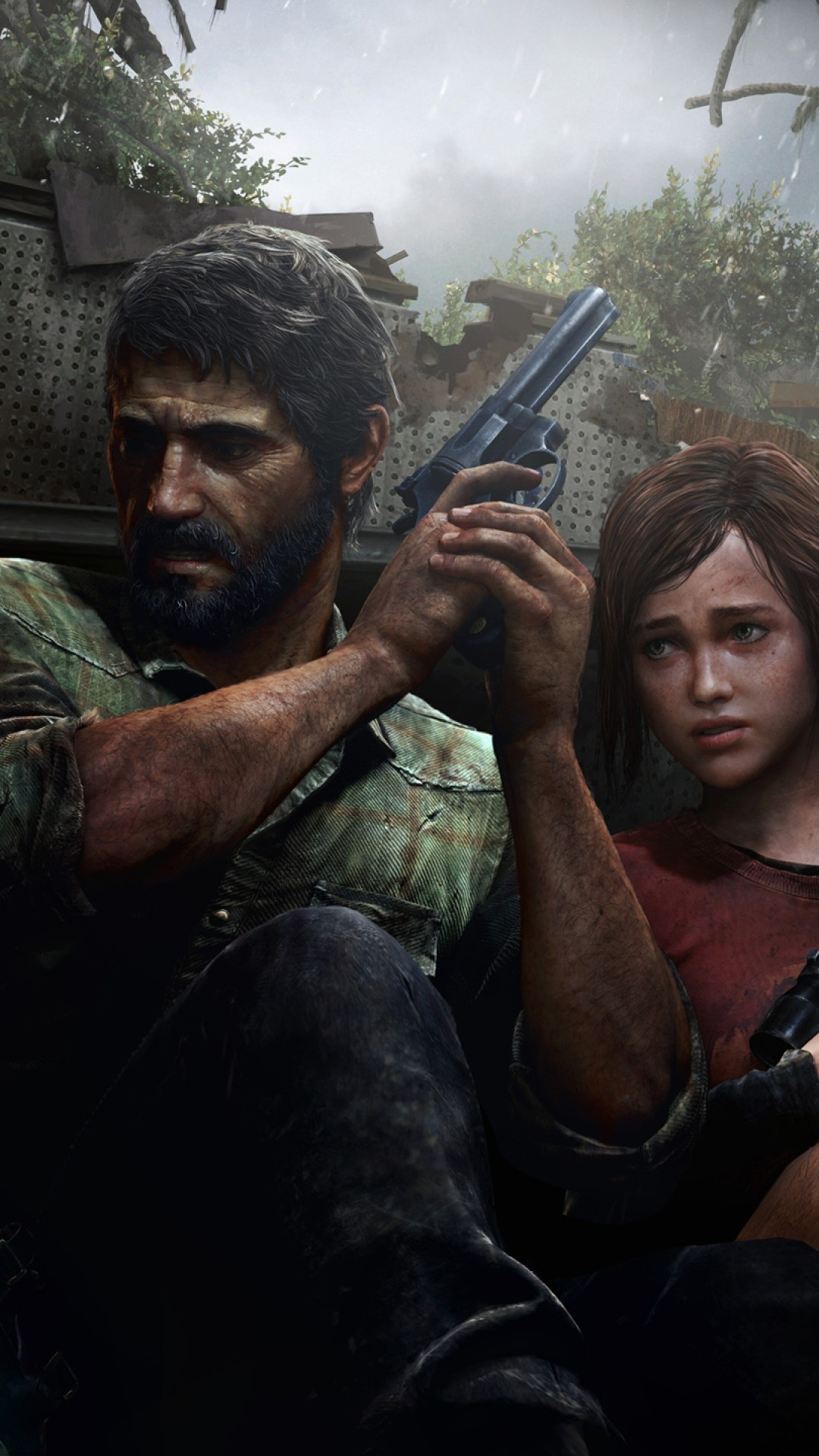 The Last Of Us wallpaper for android