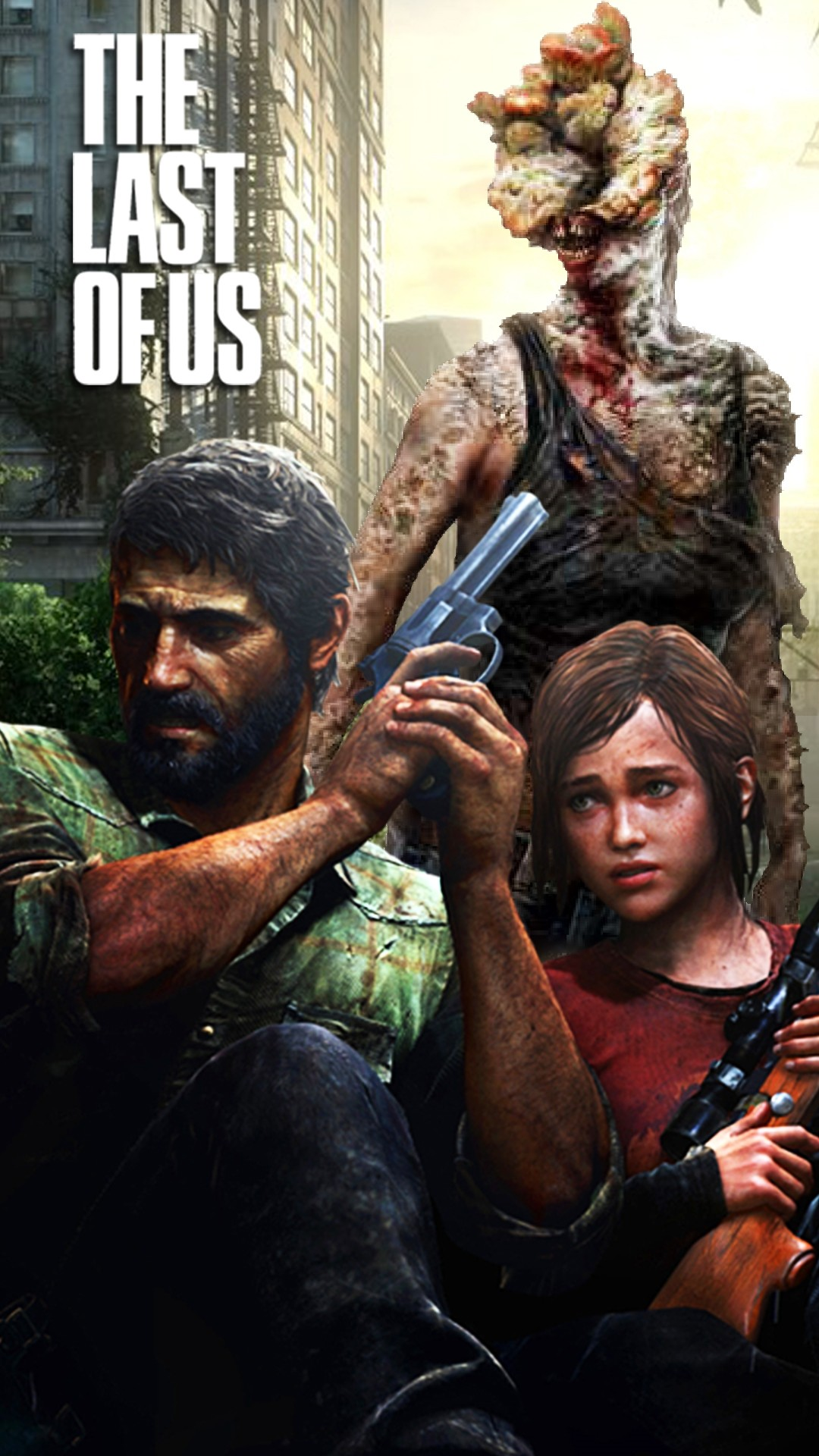 The Last Of Us iphone 6 wallpaper