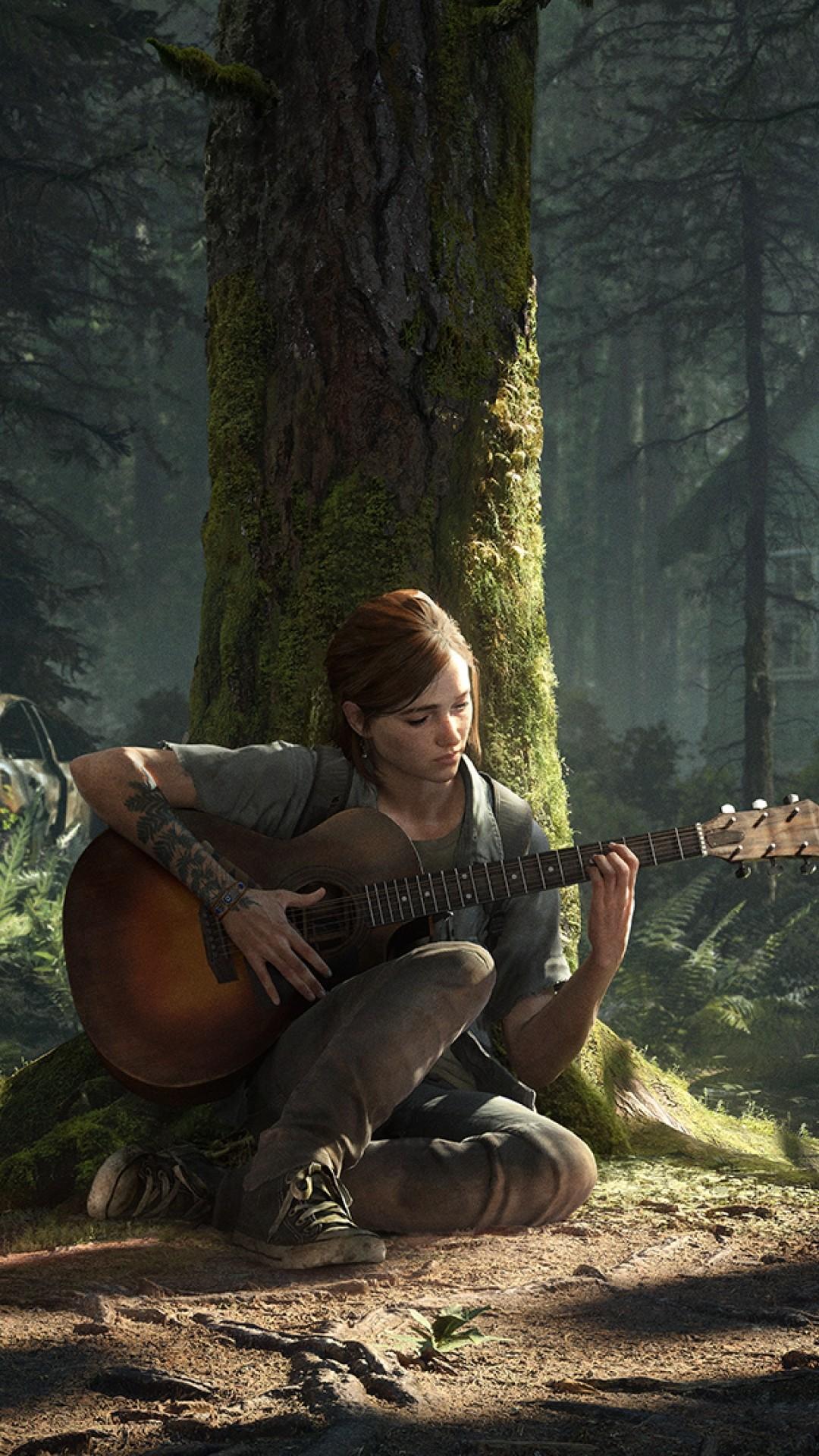 The Last Of Us iphone 6s plus wallpaper