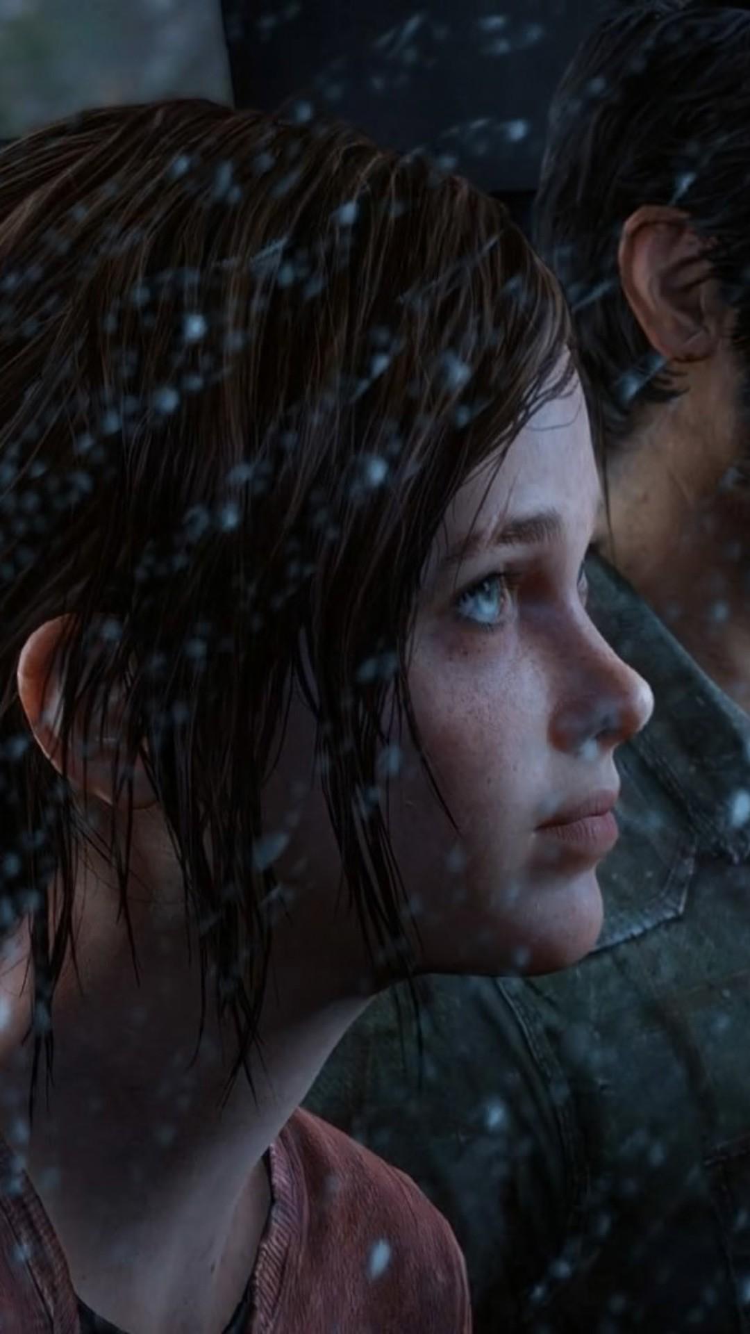The Last Of Us lock screen wallpaper