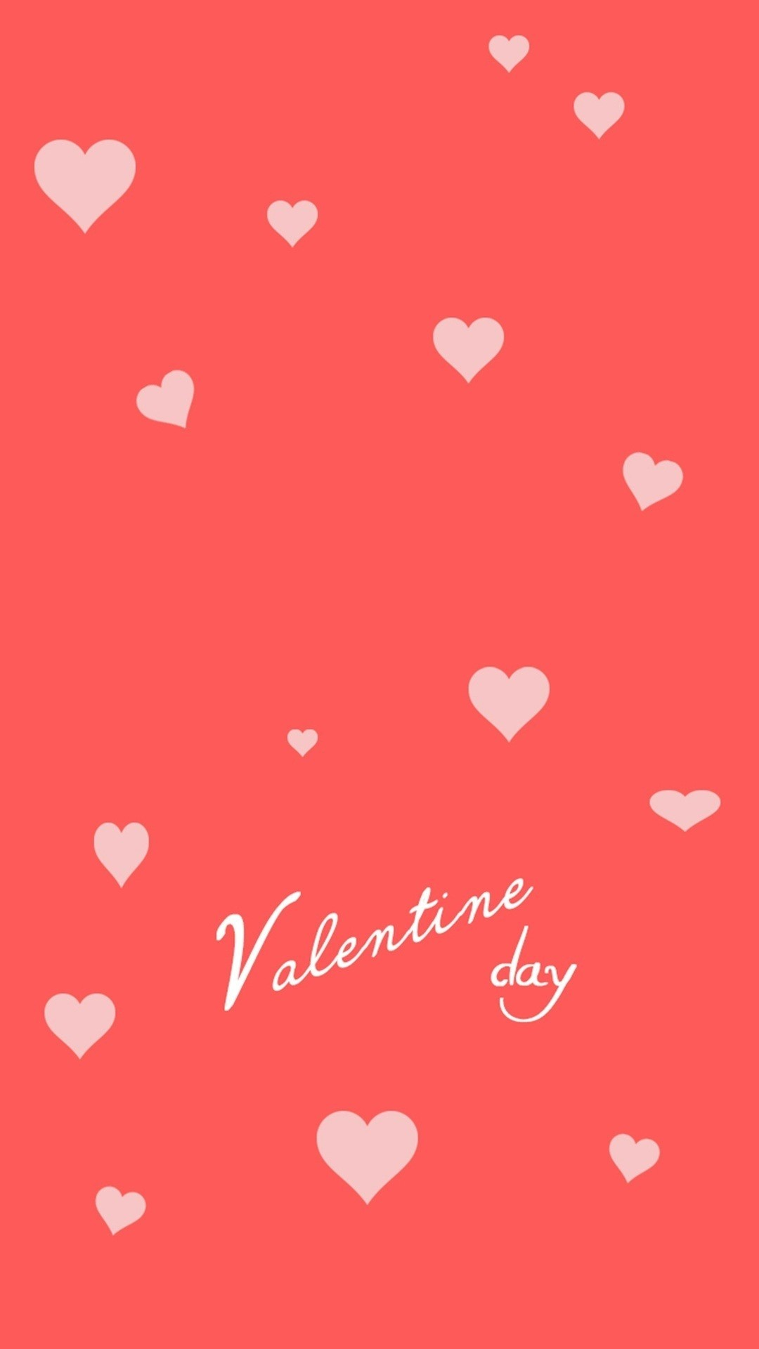 Valentines iphone home screen wallpaper