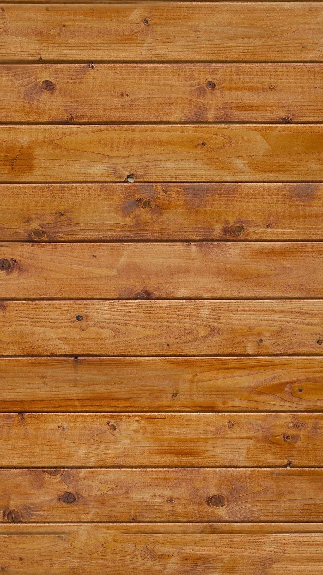 Wood lock screen wallpaper