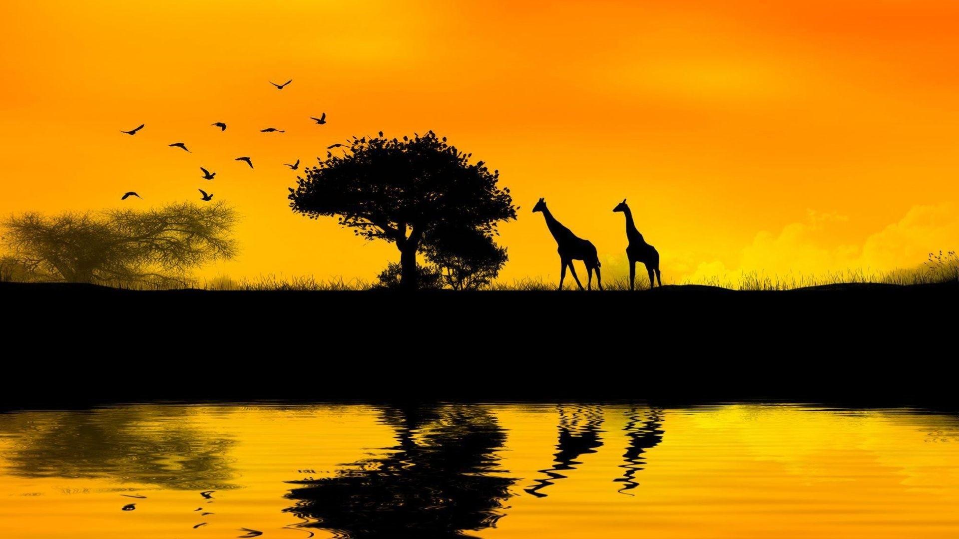 Africa PC Wallpaper